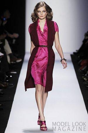 b139f6ff3914 Показ мод от королевы платья Дианы вон Фюрстенберг. «