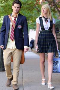 Модная школьная форма 2012